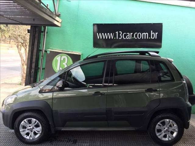Idea Verde 2011 Fiat So Paulo Cd1008643 Tem Usados