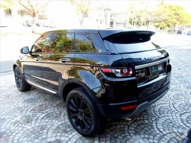 Range Rover 2014 Evoque Pret